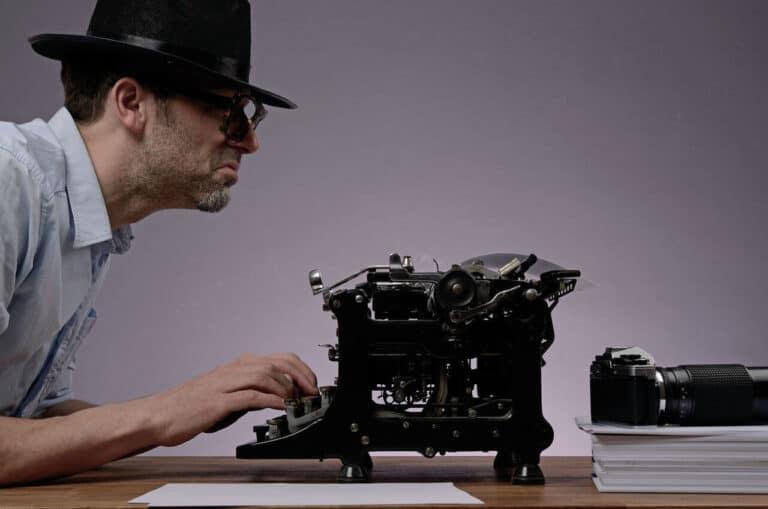 investigator types blog